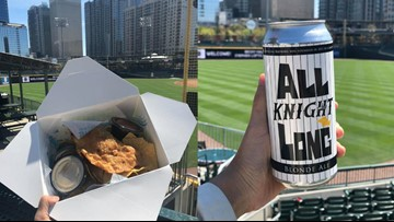 Play ball! | Fans can now enjoy Sabor Latin Grill, canned local beer at BB&T Ballpark this season