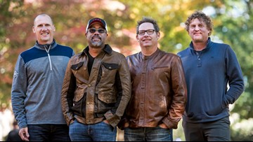 Hootie & Blowfish releasing new music for the first time in 14 years