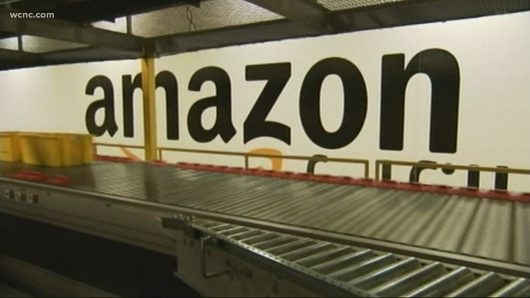 Amazon announces new fulfilment center and delivery stations coming to Charlotte