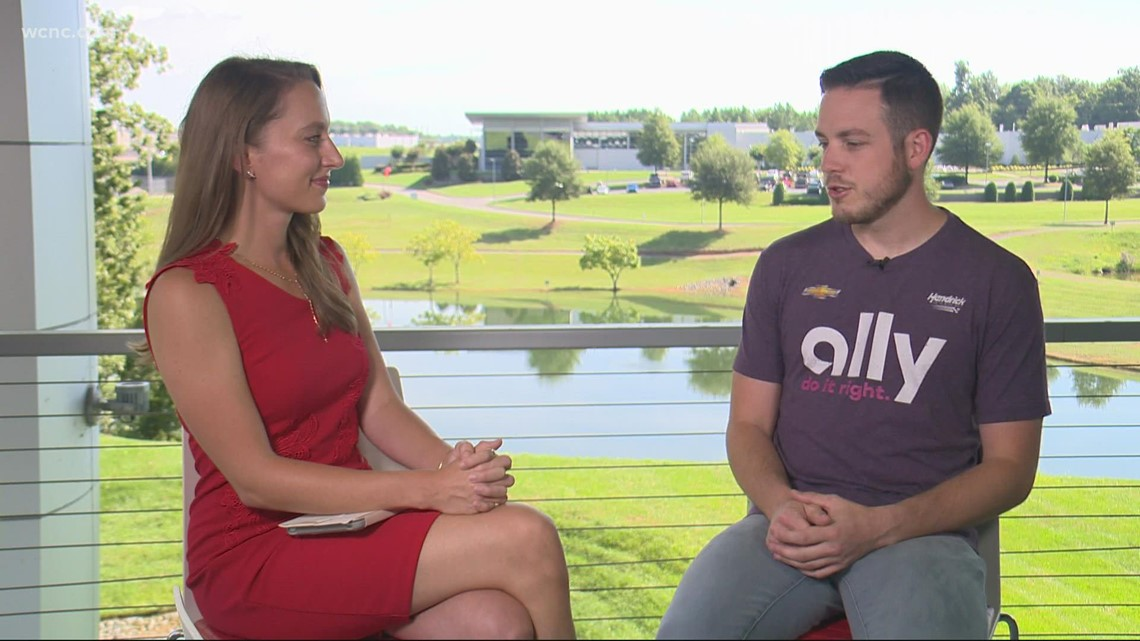 1-on-1 with Alex Bowman: Discussing aspirations for his own race team