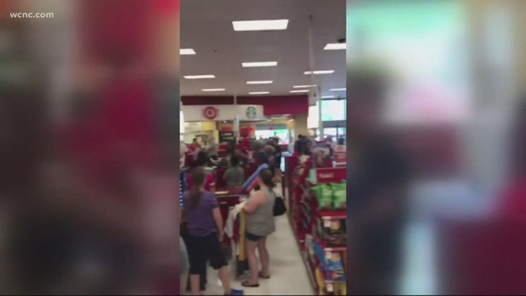 Nationwide glitch at Target fixed