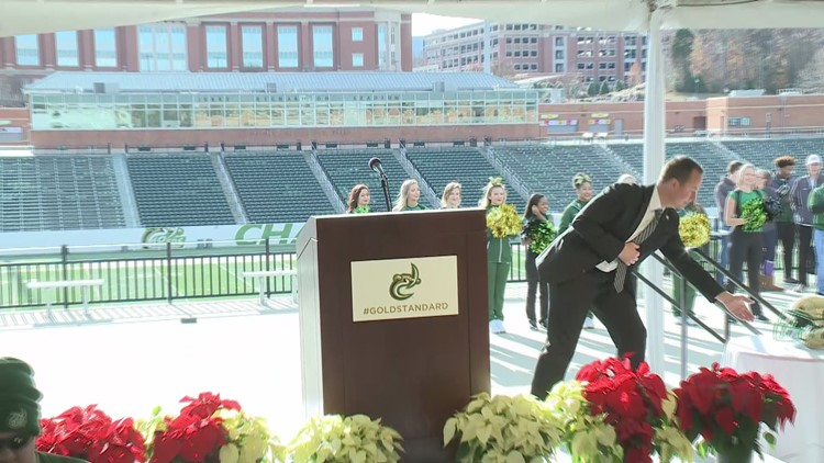 UNC Charlotte welcomes new head coach