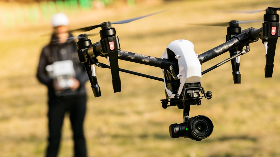 Could drones play a part in fighting the COVID-19 pandemic?