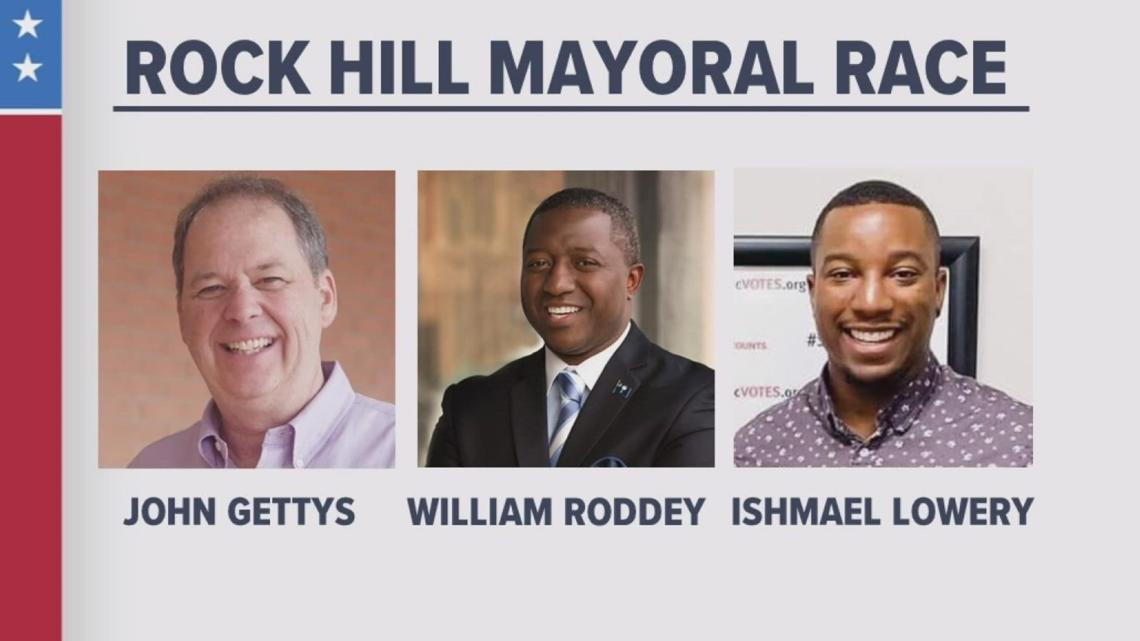 Rock Hill mayoral election is Tuesday