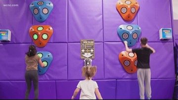 Altitude Trampoline Park to remove climbing wall after 12