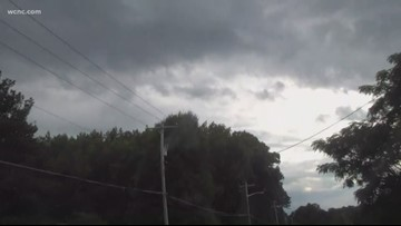 Chevy Storm Tracker: Storms roll through Friday afternoon