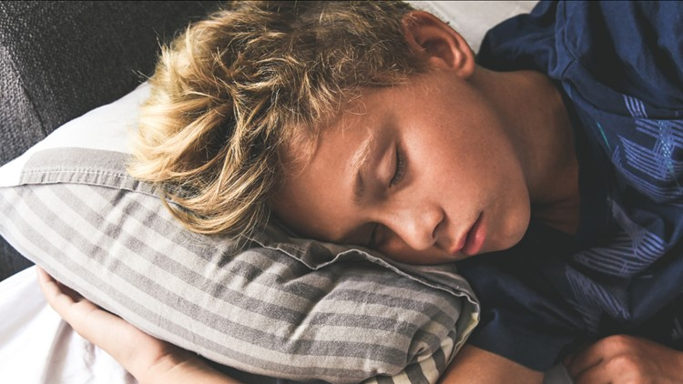 Teens who get less than 7 hours of sleep get lower grades, study finds