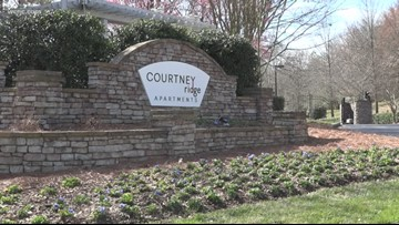 Woman sexually assaulted, stabbed at southwest Charlotte apartment complex