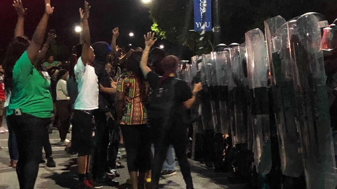 Viral arrest video spark protests in Rock Hill