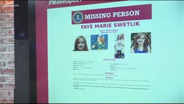 Social media takes off in response to find Faye Swetlik