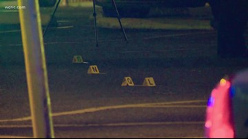 Man shot to death in uptown Charlotte after attempting to steal a car