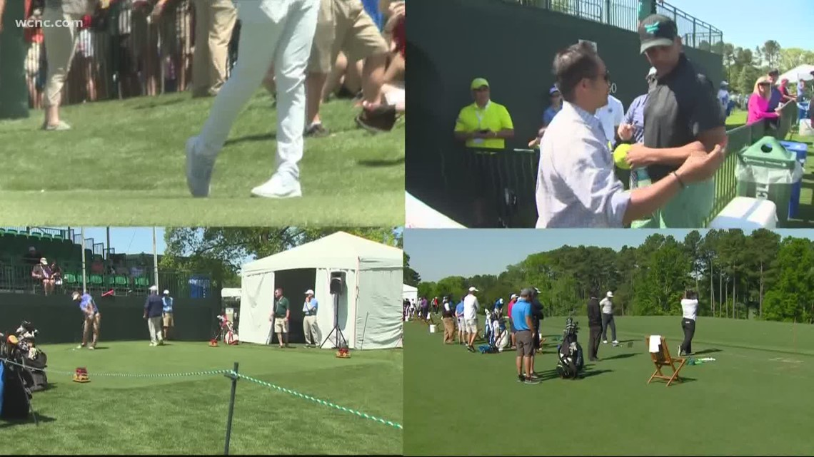 COVID-19 restrictions to be in place for Wells Fargo Championship