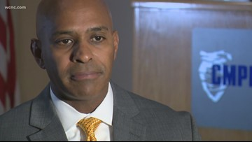 CMPD Chief Kerr Putney sits down with WCNC