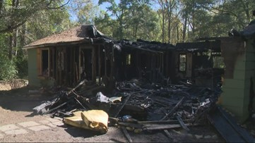 Community rallies around Fort Mill family after fire destroys home