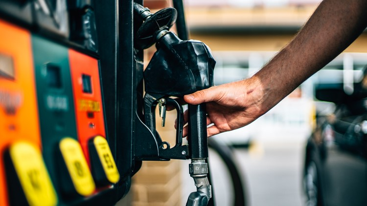 Gas prices in the Carolinas hit 7-year high as demand increases nationwide