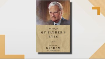 Franklin Graham releases book on Rev. Billy Graham