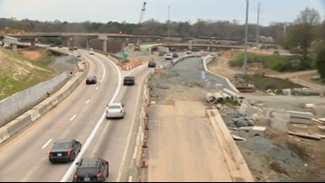 New bill could allow for changes to I-77 toll project