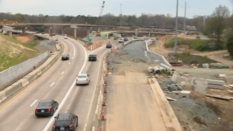 New legislation could result in changes to I-77 toll project