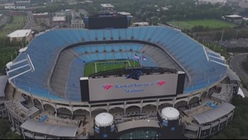 Bank of America Stadium might not work for Tepper's plans