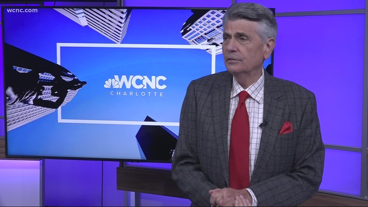 20 years later: Larry Sprinkle shares what it was like at WCNC the morning of 9/11