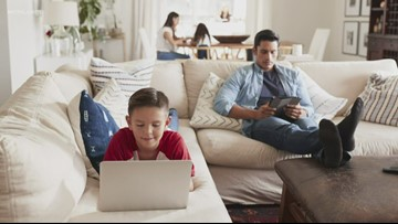 The average parent only gets 5 hours of face-to-face interaction per week
