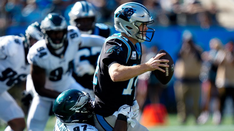 Panthers, Vikings look to solve 2nd-half lulls on offense
