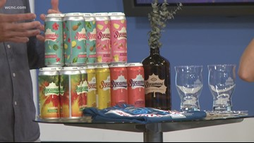 Sycamore Brewing: Red, White and Brews Fest