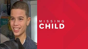 Missing 12-year-old found, police say