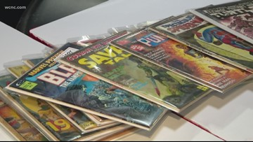 Comic book lovers will unite in Charlotte for 37th annual Heroes Convention