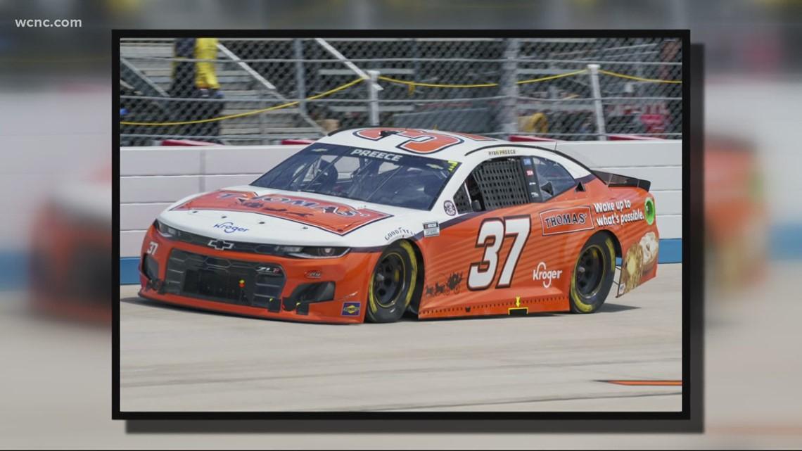 1-on-1 with NASCAR driver Ryan Preece