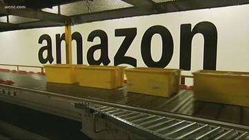 Amazon announces new fulfilment center, delivery stations coming to Charlotte