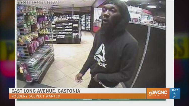 Man robs woman looking for baby formula at QT gas station