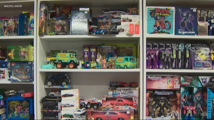 Local toy business doing 300% better than expected in pandemic
