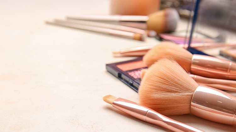 Haven't touched your makeup lately? It may be time for some spring cleaning