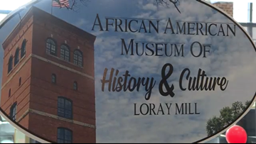 Gaston County's first African-American history museum opens
