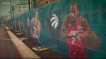 Excitement builds ahead of NBA All-Star game