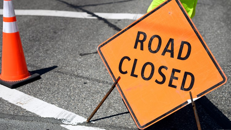 Heads up: Lane closures planned in Concord this week