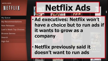 Will ads drive you away from Netflix?