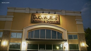 Duckworth's Kitchen at Park Road closing
