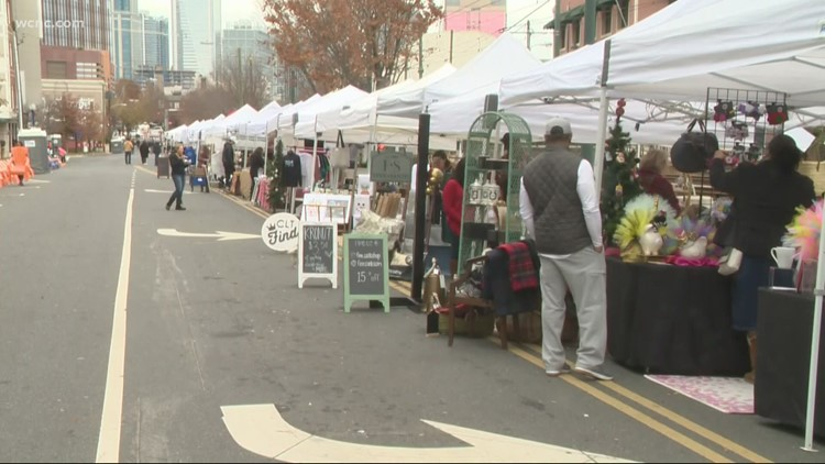 Charlotte-area businesses dependent on Small Business Saturday