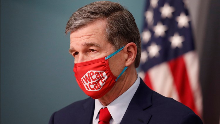 Gov. Cooper anticipates social distancing, mass gathering restrictions lifted by June 1; mask should still be worn