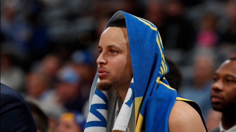 'Charlotte means everything to me': Steph Curry embraces homecoming for 2019 NBA All-Star Game