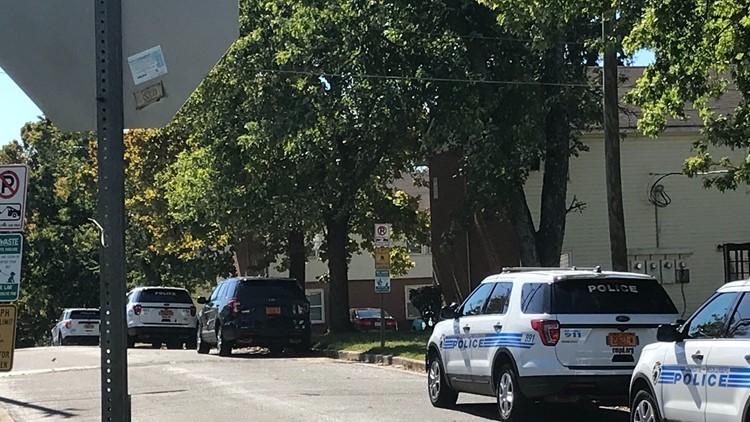 Homicide investigation underway in north Charlotte