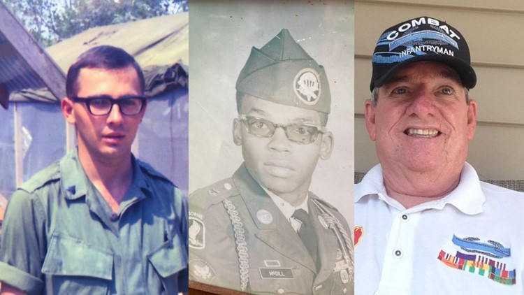 'I was there to serve the country:' An interview with Purple Heart Veterans in Charlotte
