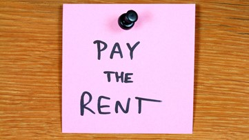 Unsure of when their next paycheck will come, laid off workers worried about paying the rent