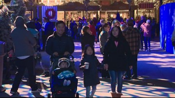 Countdown to 2020: New Year's celebrations at Carowinds