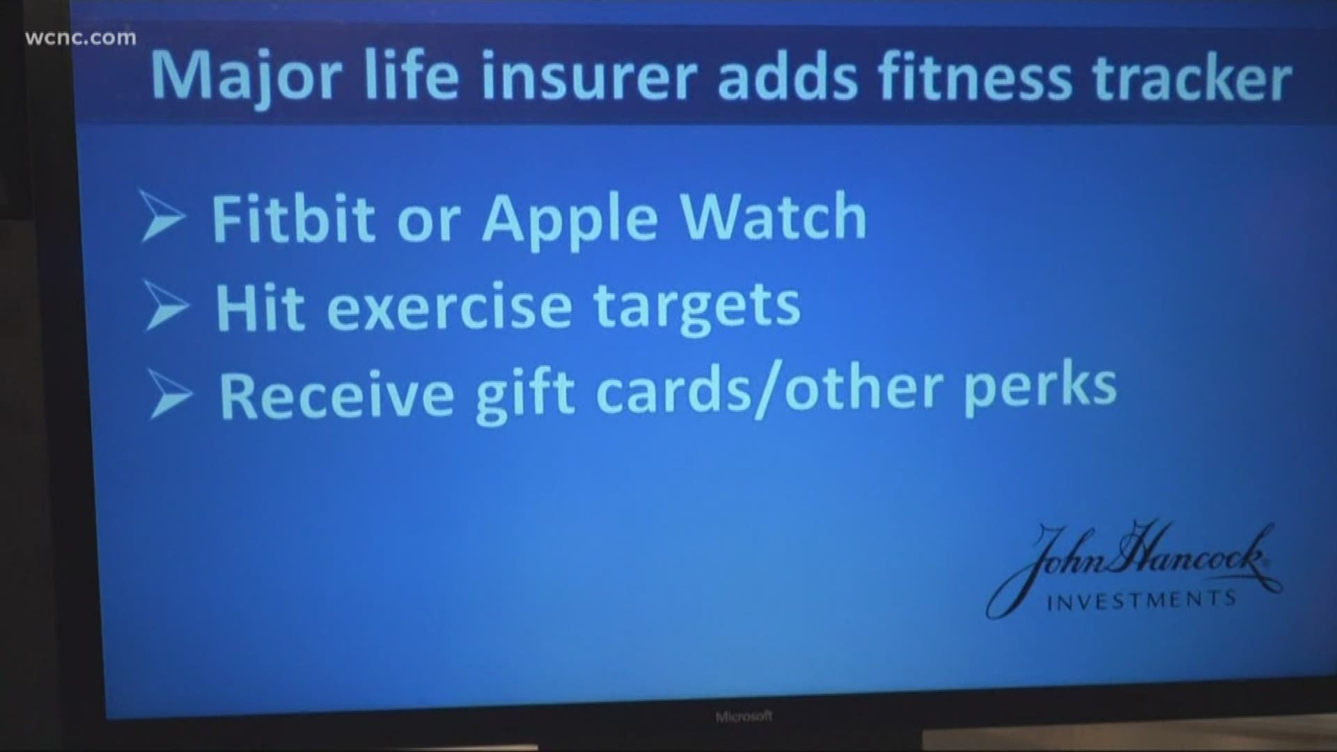Life insurance to offer discounts to policyholders who ...