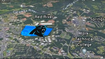 Land purchase complete for Panthers new training camp