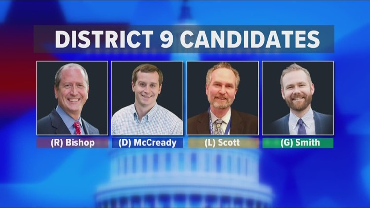 FlashPOINT Part 1: After months of waiting, NC's 9th District race is heating up