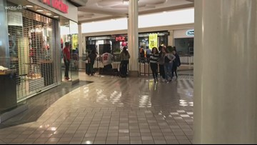 Mall security continues to be a top concern